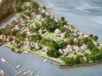 Lichtenberg: Project Naardereiland opgeleverd