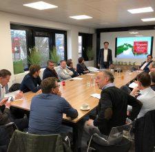 Jaarvergadering bij Victa – 21 maart 2018