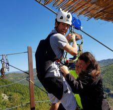 Zipline Toscane – 29 september 2018