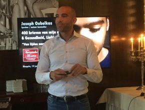 Joseph Oubelkas – 19 juni 2019